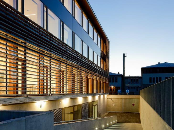Зальцбургский университет в Австрии