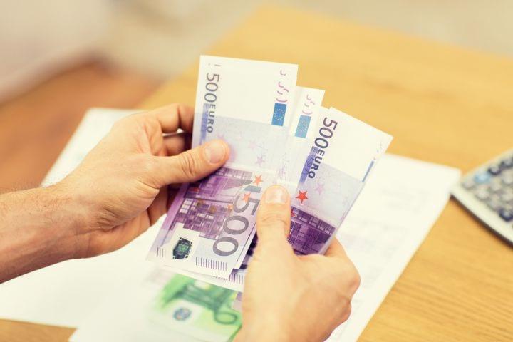 Деньги в Евро