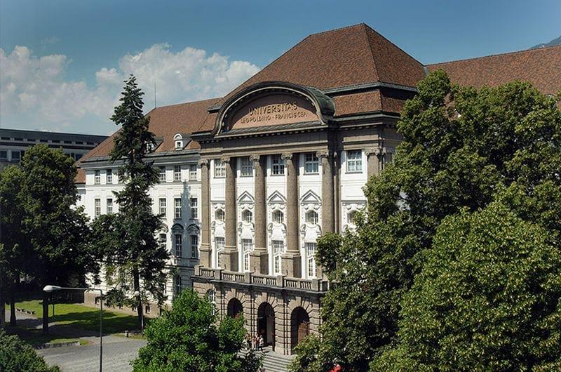 Университет Инсбрука в Австрии