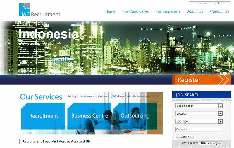 Сайт вакансий