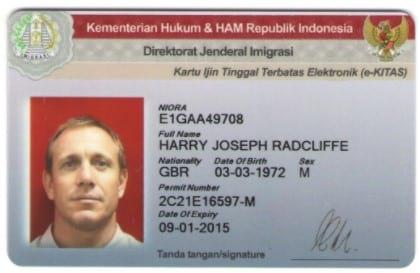 Working Visa КИТАС