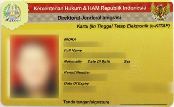 ВНЖ в Индонезии