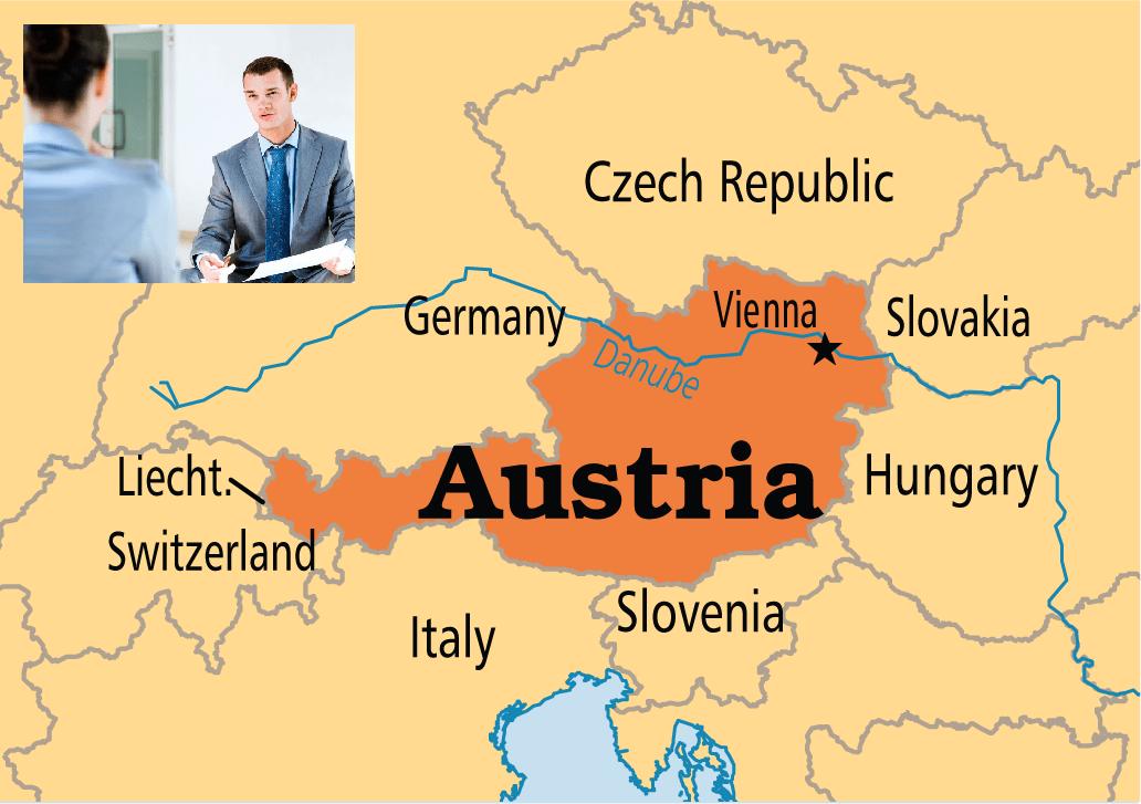 Вакансии в Австрии