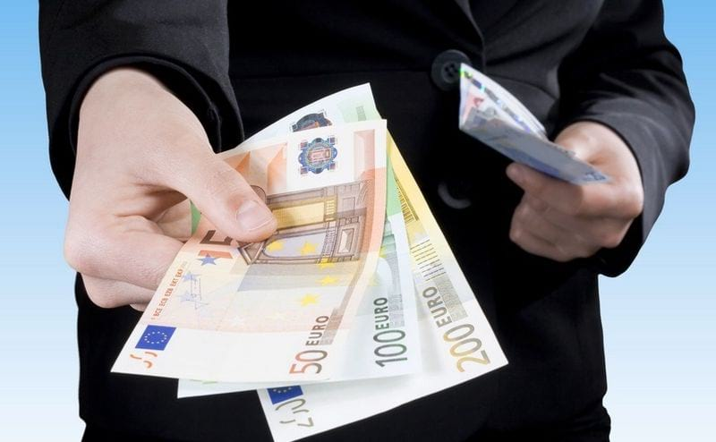 Денежная единица в евро