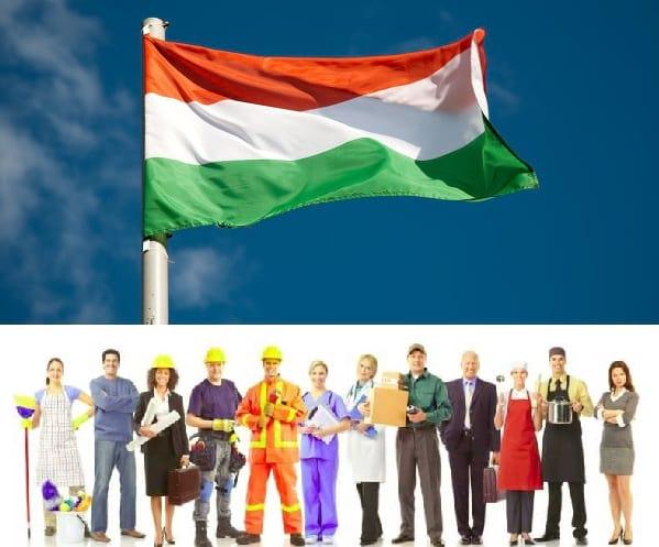 Поиск работы в Венгрии