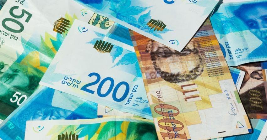 Шекель - деньги в Израиле