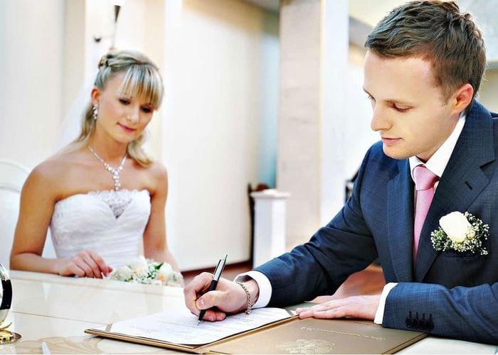 Брак с австрийцем