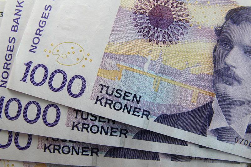 Средняя заработная плата в Норвегии