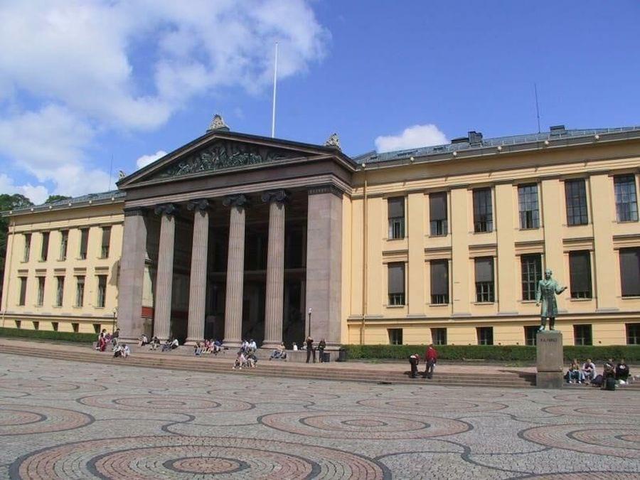 Университет Осло в Норвегии