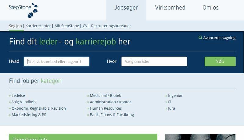 www.stepstone.dk
