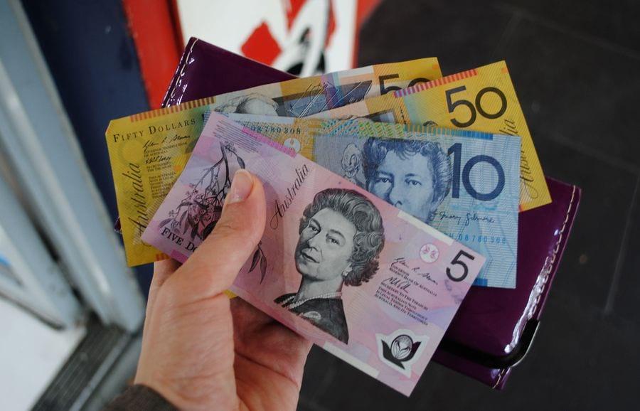 Автсралийская валюта