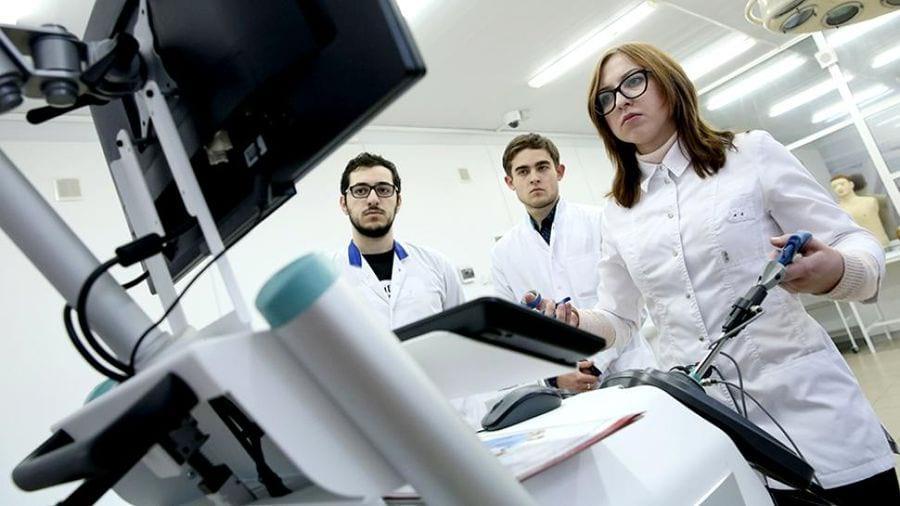 Медицинские и инженерные специальности