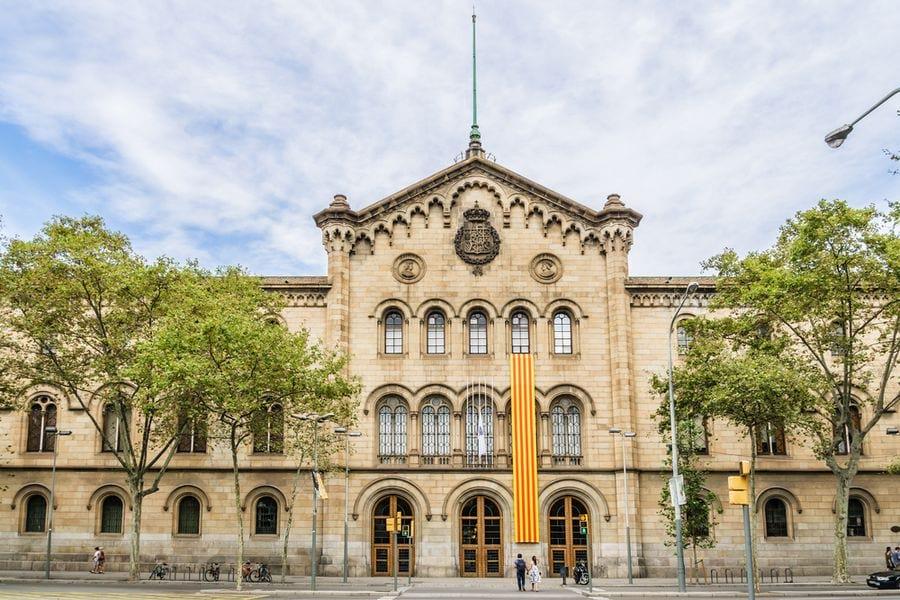 Университет Испании