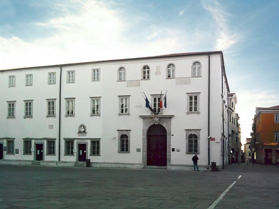Приморский университет Словении