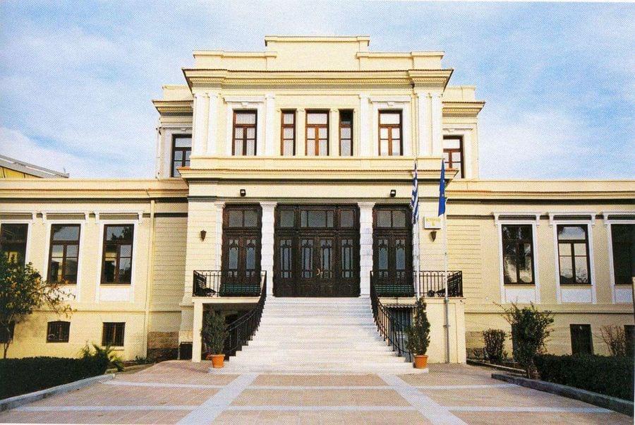 Университет Греции