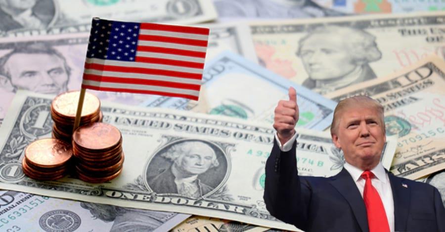 Средняя зарплата в сша 2018