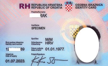 ВНЖ в Хорватии
