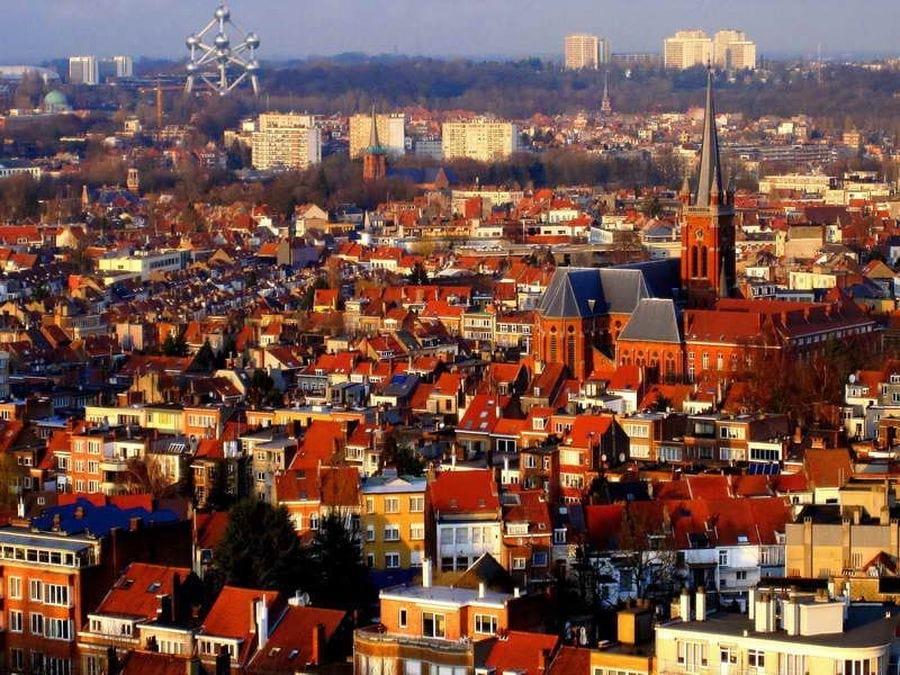 Бельгия - Брюссель