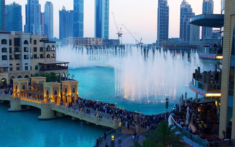 Иммиграция в ОАЭ