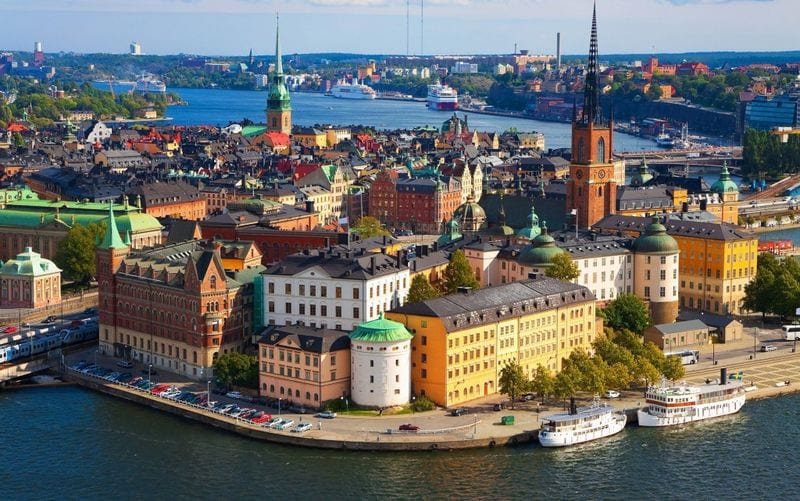 Дания Копенгаген