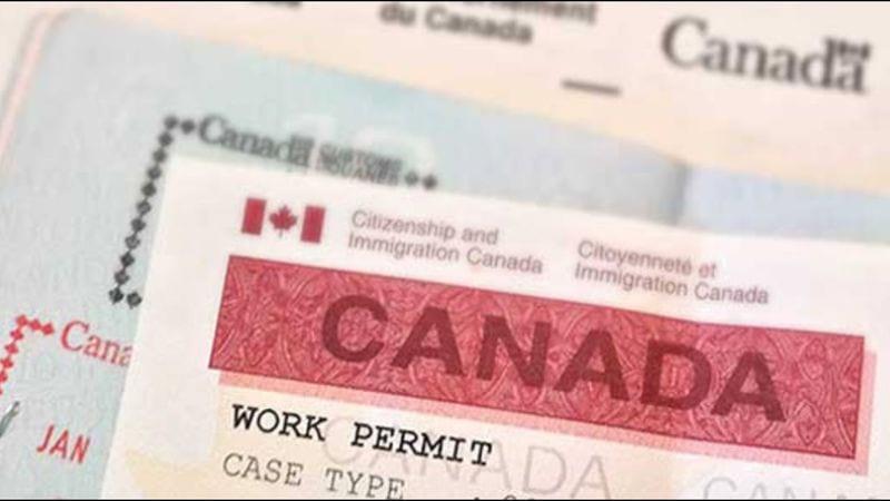 Канада рабочая виза