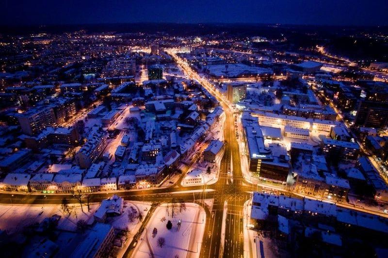 Ночная Литва