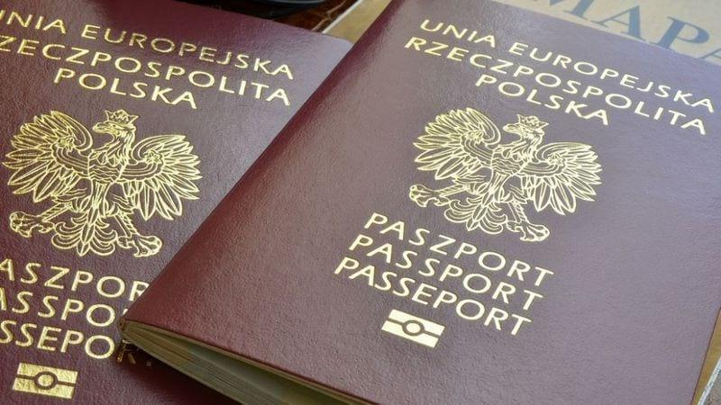 Паспорта польши