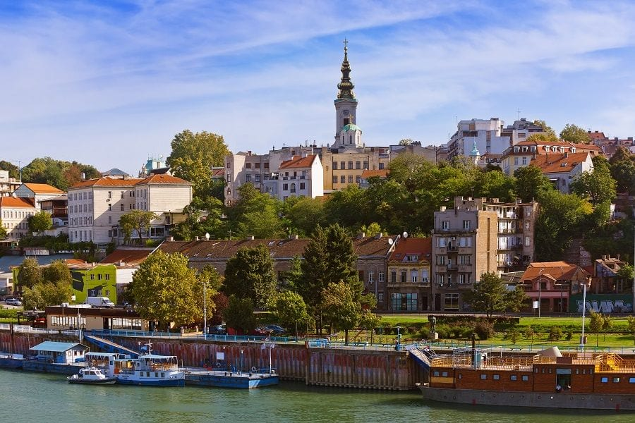 Жизнь в Сербии