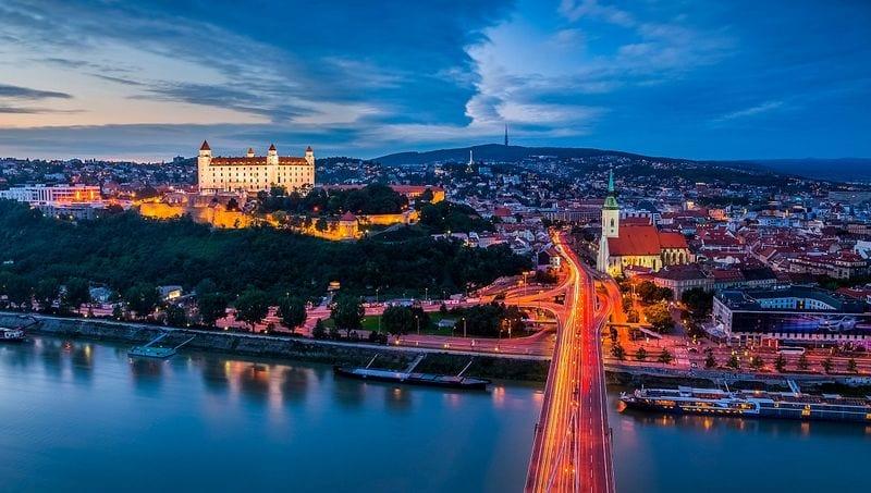 Переезд в Словакию