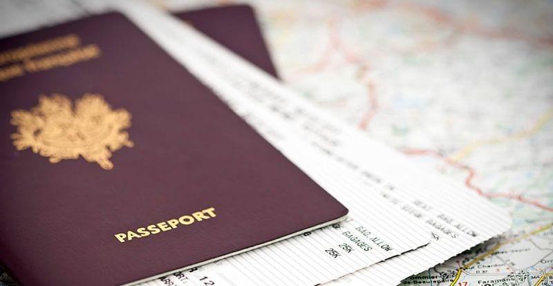 Паспорта Франции