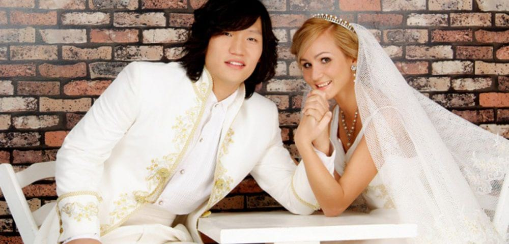Брак с китайцем
