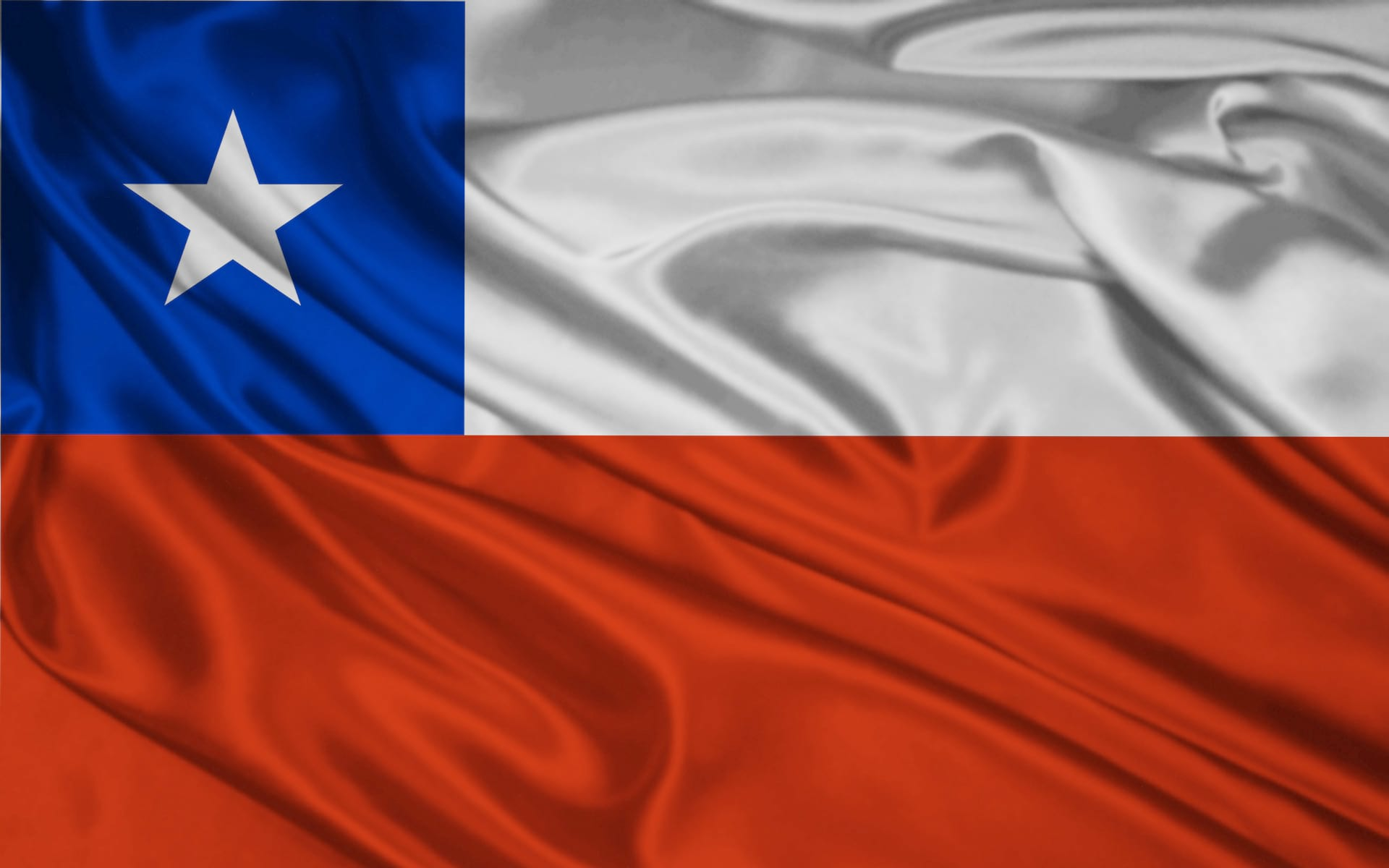 Чилийский флаг