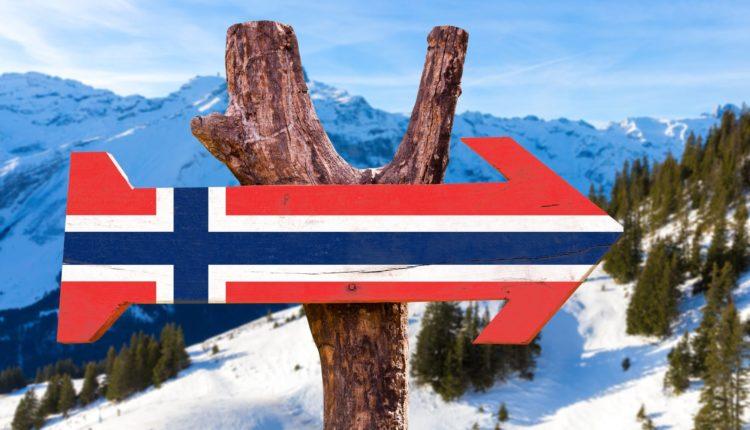 Граница Норвегии