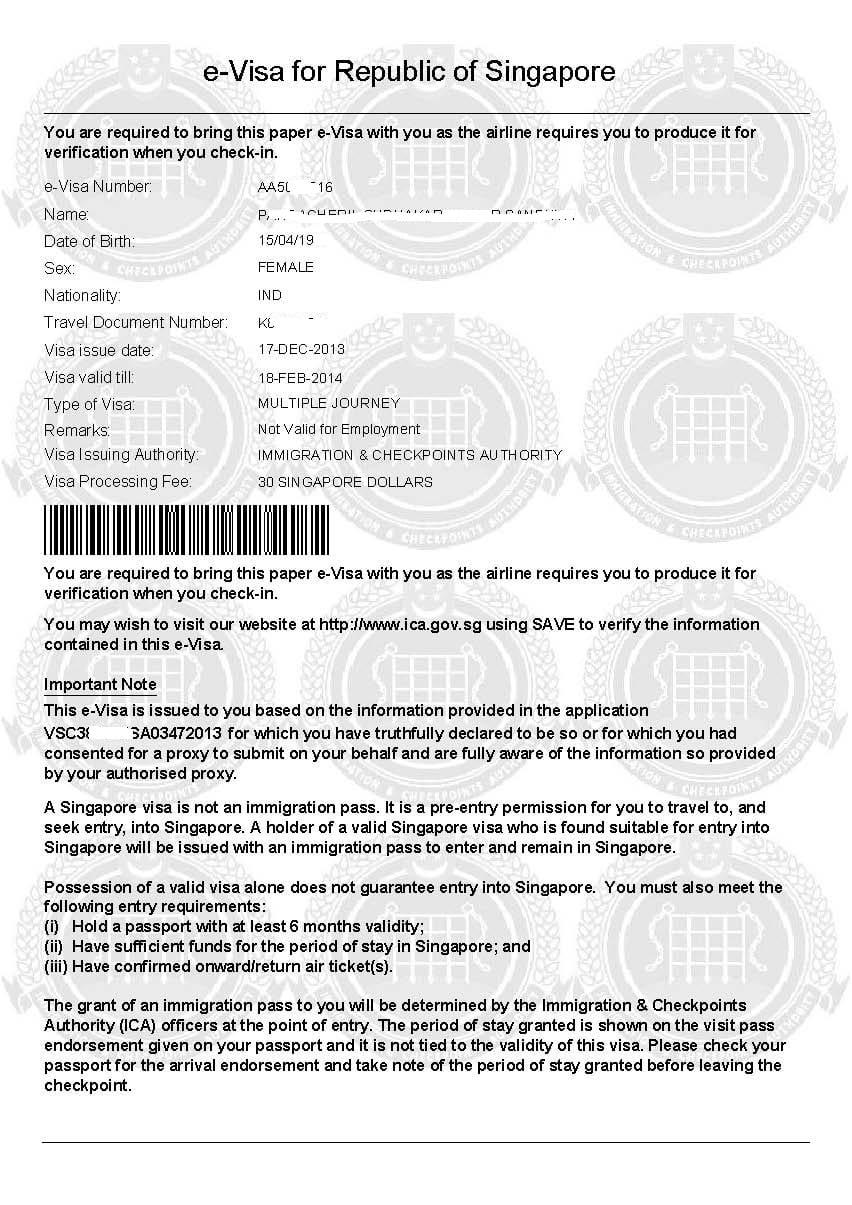Получение и оформление гражданства Сингапура