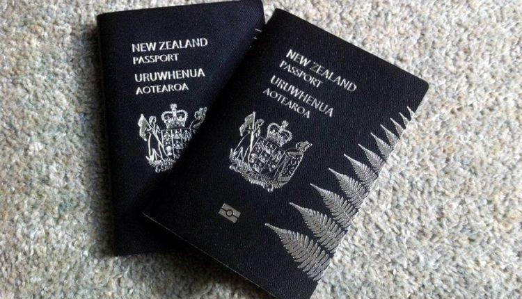 Новозеландские паспорта