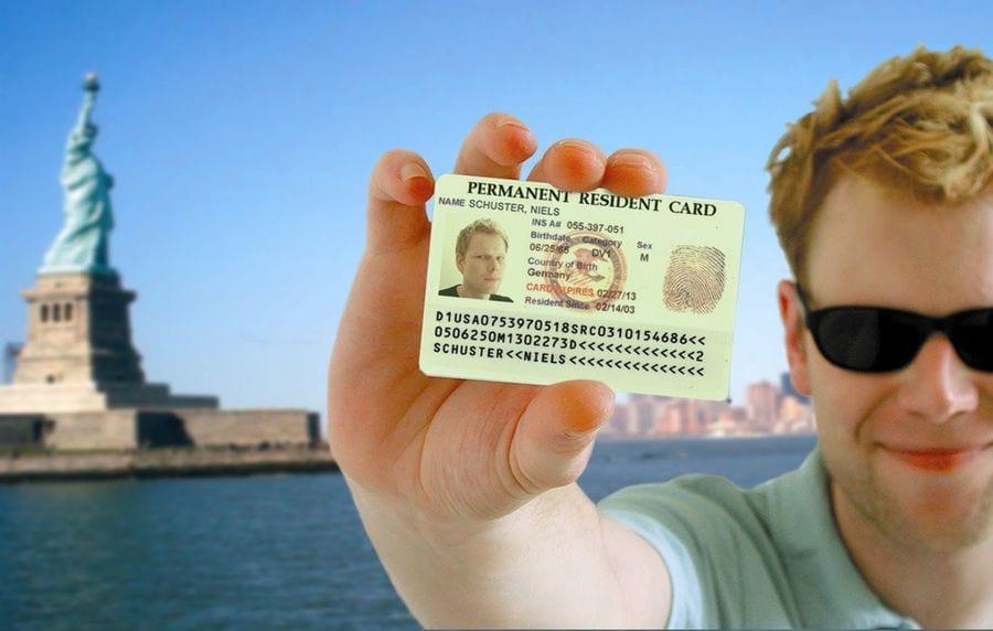 Как выиграть грин-карту в США в 2020 году