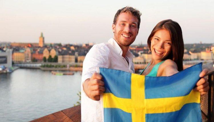 Флаг Швеуии