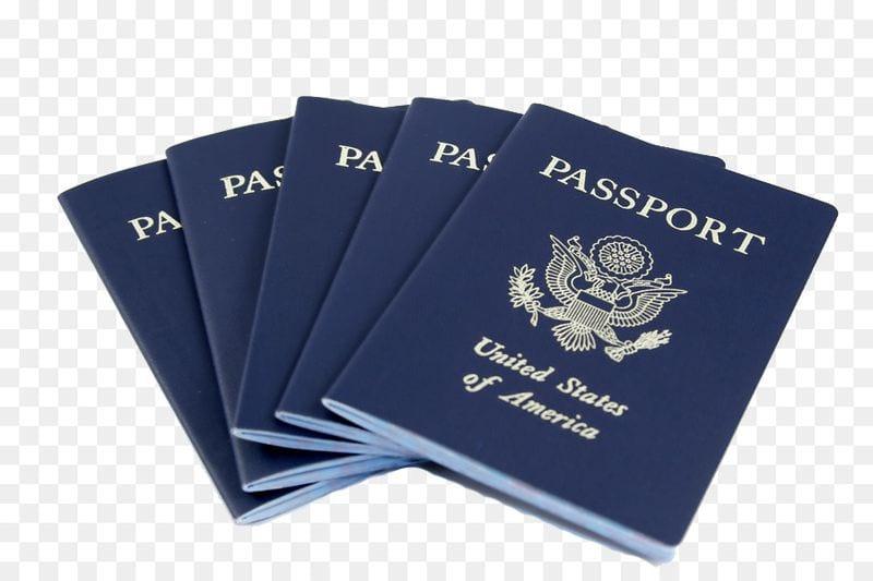 Индийские паспорта