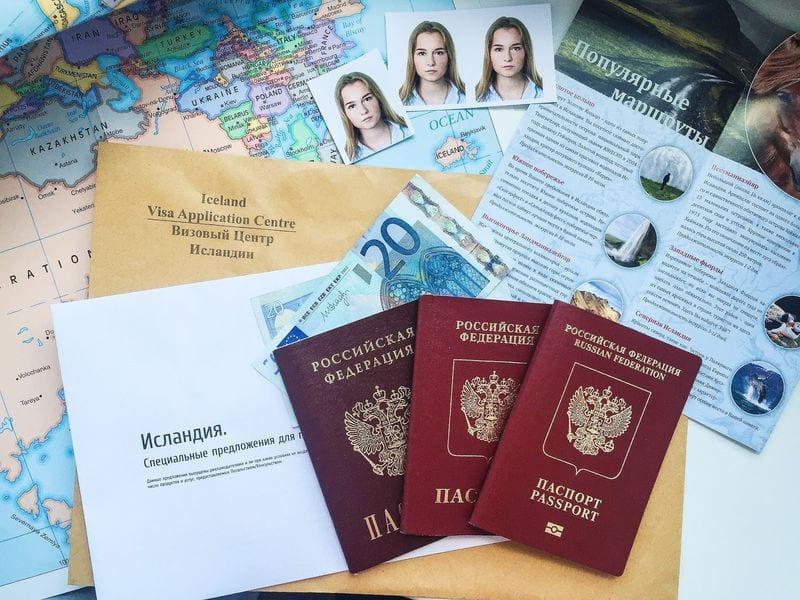 Документы для ВНЖ в Исландии