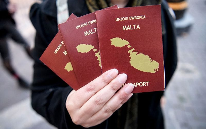 Мальтийский паспорт