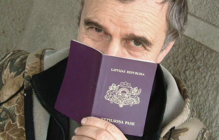 Получение латвийского паспорта