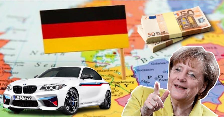 Получение немецкого гражданства по наследству с чего начать