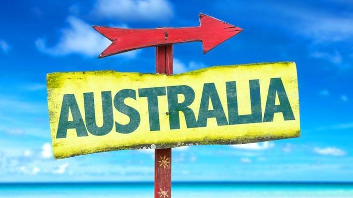 Граница Австралии