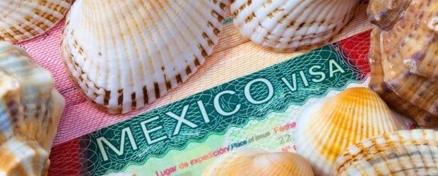 Получение и оформление визы в Мексику