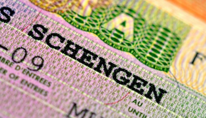 шенген зона