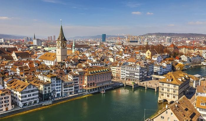 Цюрих, Швейцария