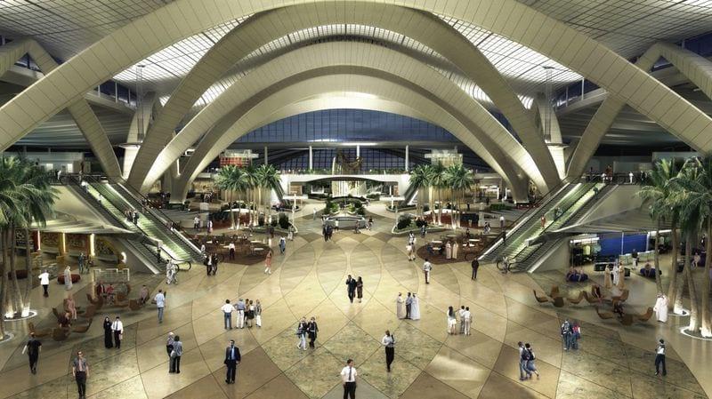 Аэропорт Абу Даби