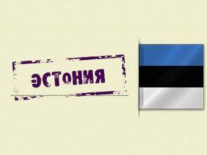 Оформление визы в Эстонию