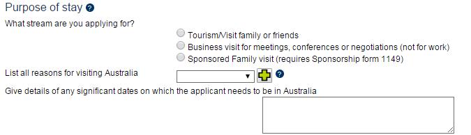 Получение и оформление визы в Австралию