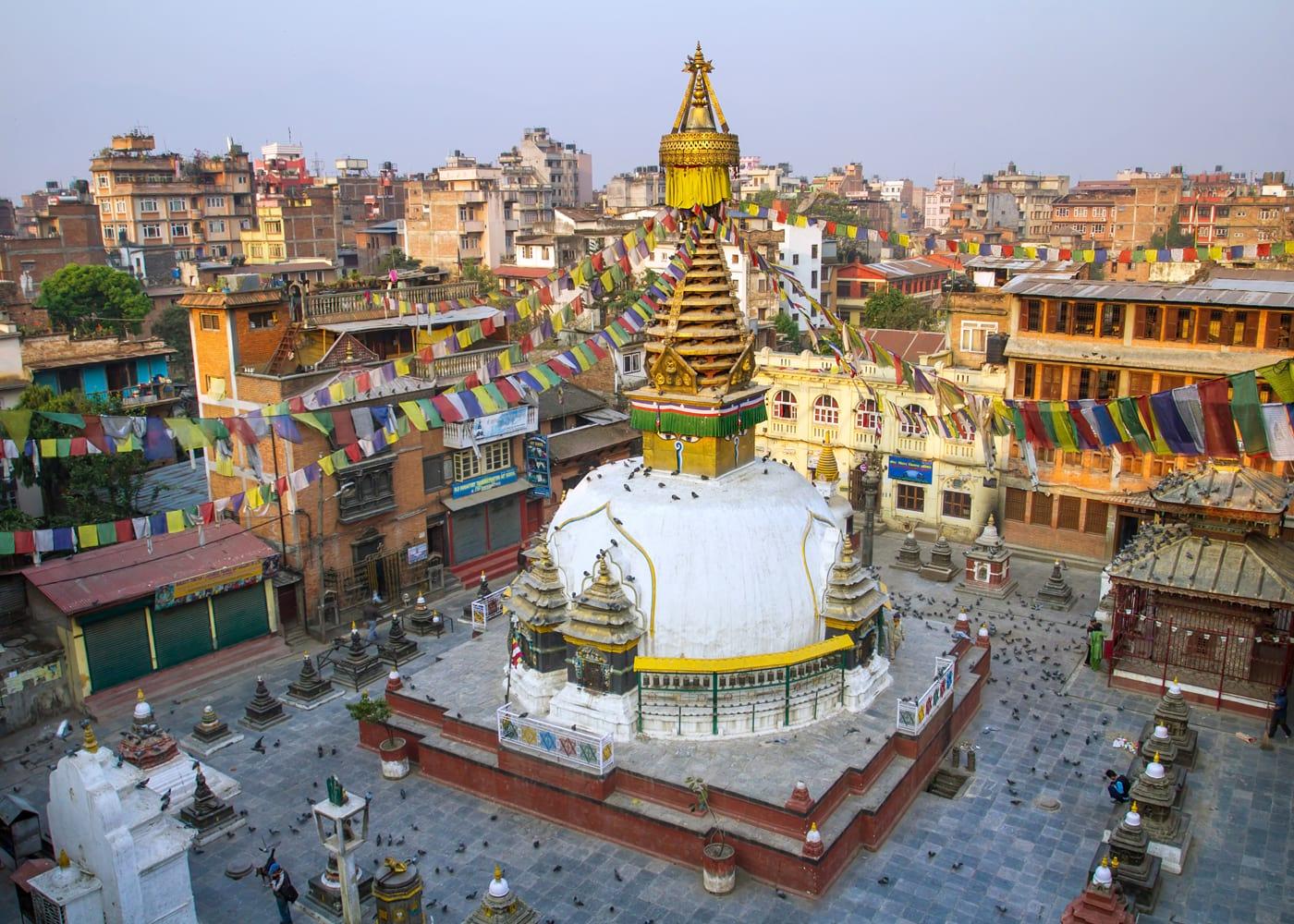 Нужна ли россиянам виза в Непал и как е получить
